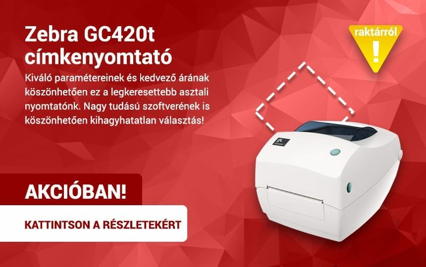 Zebra GC420