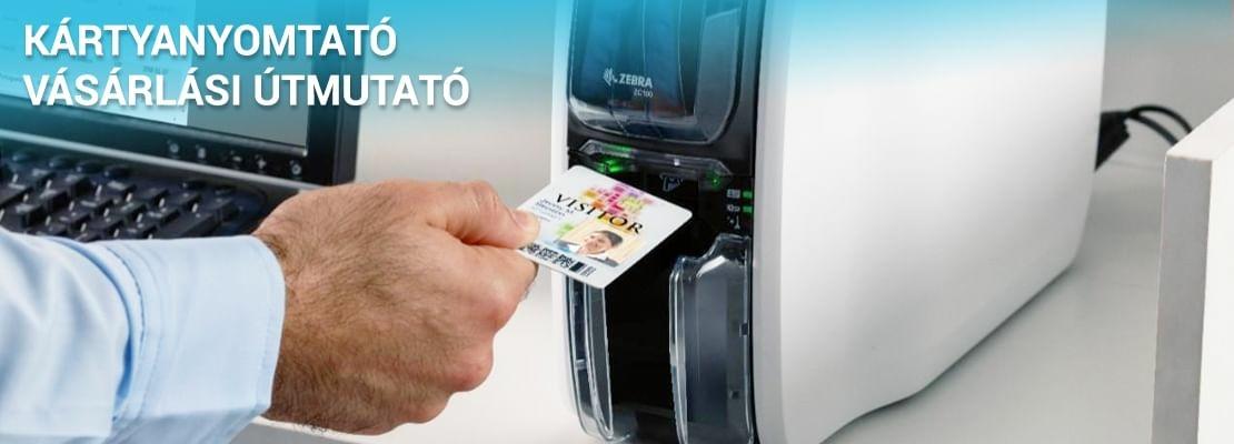 Plasztik kártyanyomtató vásárlási útmutató
