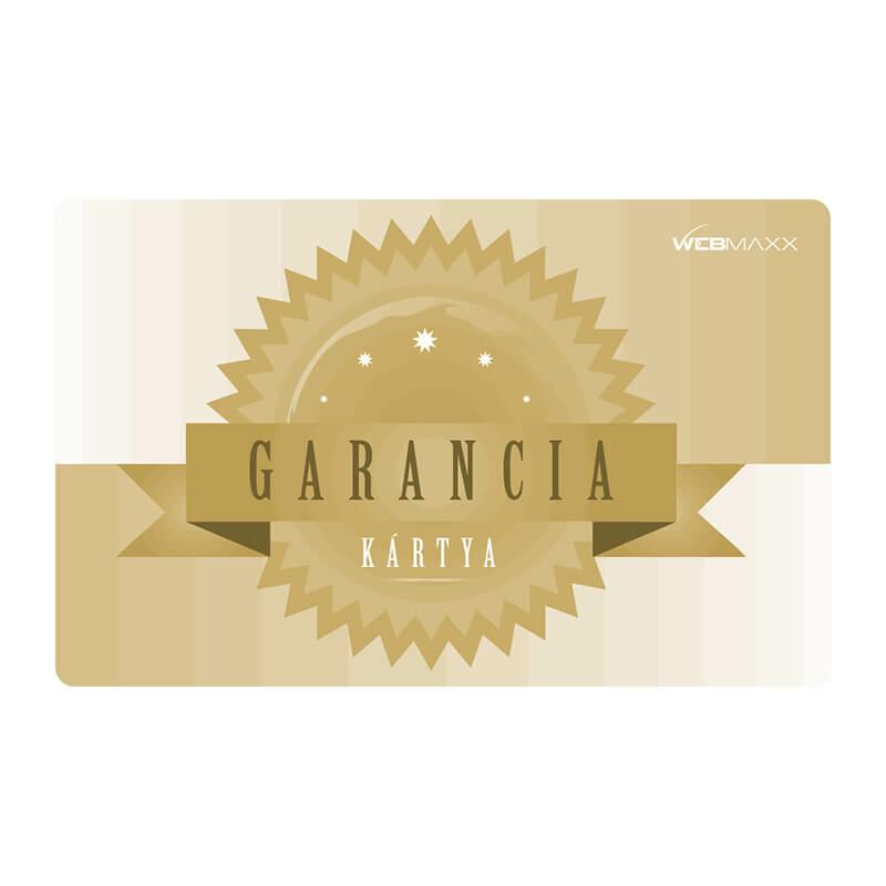 Garanciakártya nyomtatás