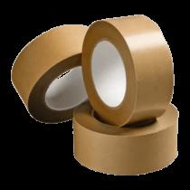 Ragasztószalag, csomagolószalag általános használatra, Papír, Akril, Barna (48 mm x 50 m)