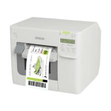 Epson TM-C3500 vonalkód címke nyomtató