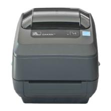 Zebra GX430 vonalkód címke nyomtató