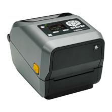 Zebra ZD620t címkenyomtató, 300 dpi, LCD + WiFi, Bluetooth, címkeleválasztó