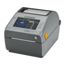 Zebra ZD621d címkenyomtató, 300 dpi + hordozó nélküli nyomtatás