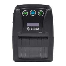 Zebra ZQ210 vonalkód címke nyomtató