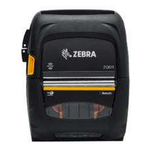 Zebra ZQ511 mobil címkenyomtató (akkumulátor nélküli csomag)