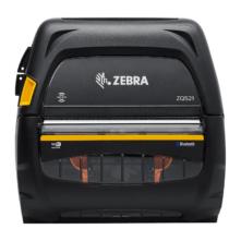 Zebra ZQ521 mobil címkenyomtató + Linerless, WiFi