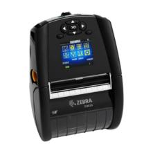 Zebra ZQ620 mobil címkenyomtató + WiFi, extra kapacitású akkumulátor