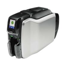 Zebra ZC300 Kártyanyomtató, egyoldalas, USB/Ethernet, Mágneskártya író