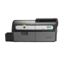 Zebra ZXP7 Kártyanyomtató, kétoldalas, USB/Ethernet, Mágnes és Chip kártya író