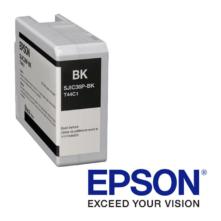 EpsonColorWorks C6000, C6500 tintapatron, Fekete