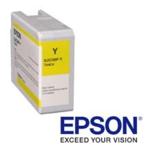 Epson ColorWorks C6000, C6500 tintapatron, Sárga