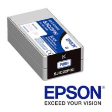 Epson ColorWorks C3500 tintapatron, Fekete