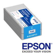 Epson ColorWorks C3500 tintapatron, Kék