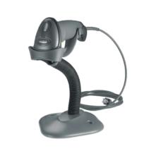 Symbol LS2208 vonalkód olvasó, USB, állvány, fekete