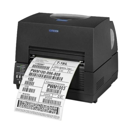 Citizen CL-S6621 vonalkód címke nyomtató