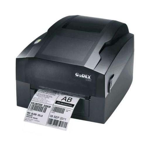 Godex G330 vonalkód címke nyomtató
