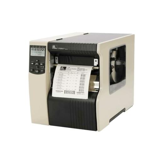 Zebra 170 Xi4 vonalkód címke nyomtató