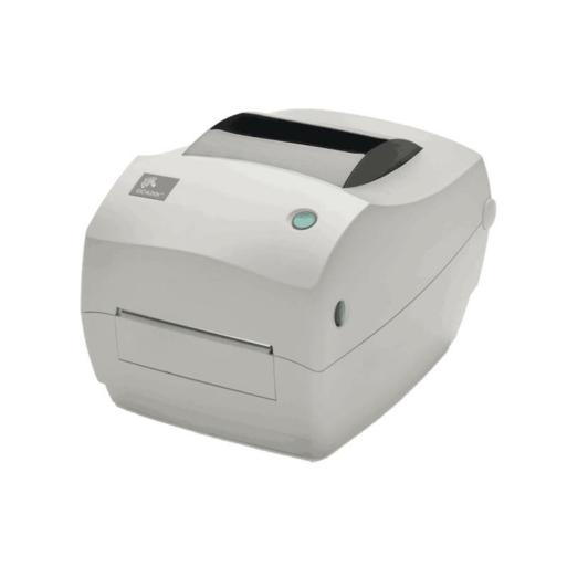 Zebra GC420d vonalkód címke nyomtató