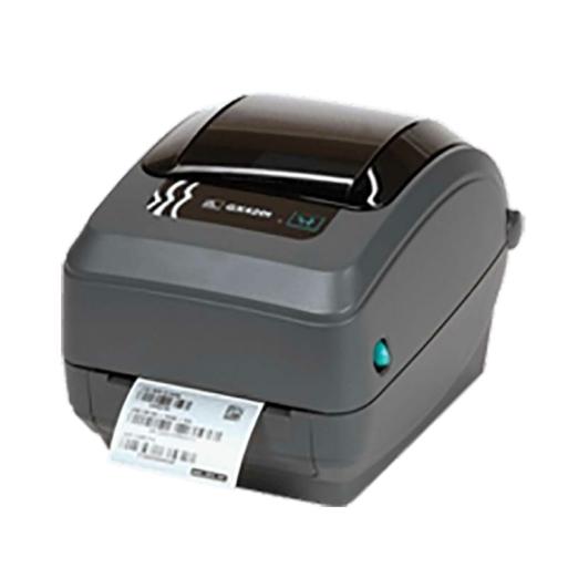 Zebra GK420t vonalkód címke nyomtató