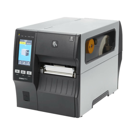 Zebra ZT411 vonalkód címke nyomtató