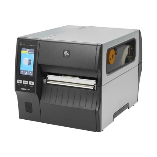 Zebra ZT421 vonalkód címke nyomtató