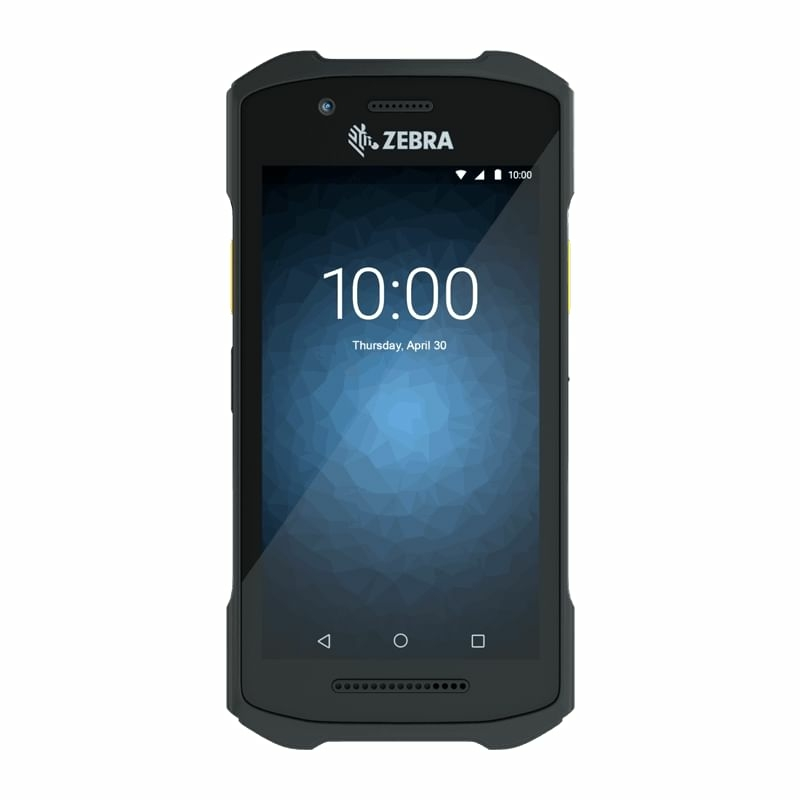 Zebra TC26 adatgyűjtő + 5MP első és 13MP hátsó kamera