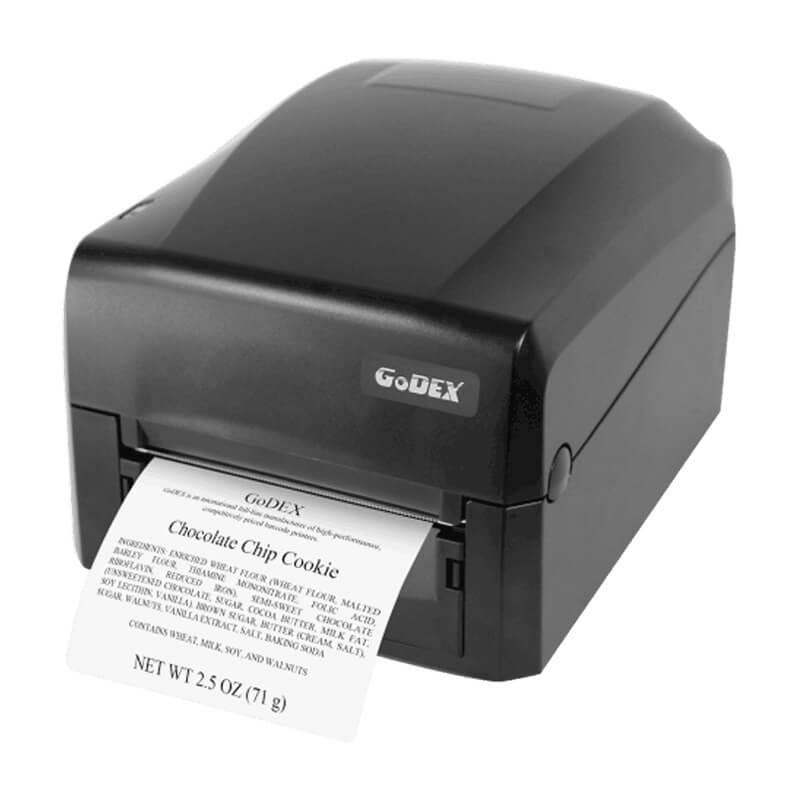 Godex GE330 címkenyomtató, 300 dpi