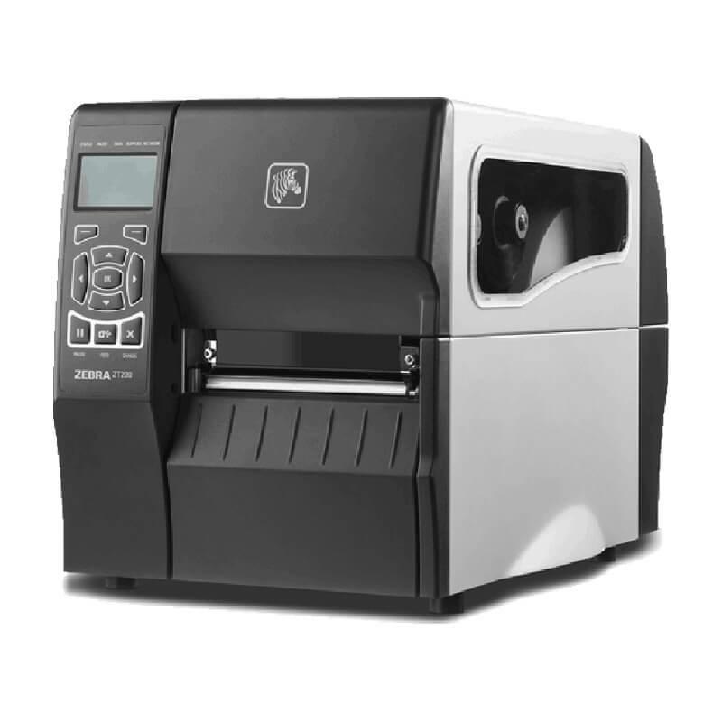 Zebra ZT230 címkenyomtató, 203 dpi + Ethernet