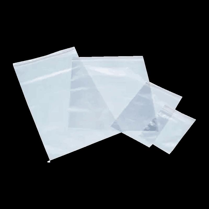Simítózáras tasak 80 x 180 mm (1000 db/csomag)