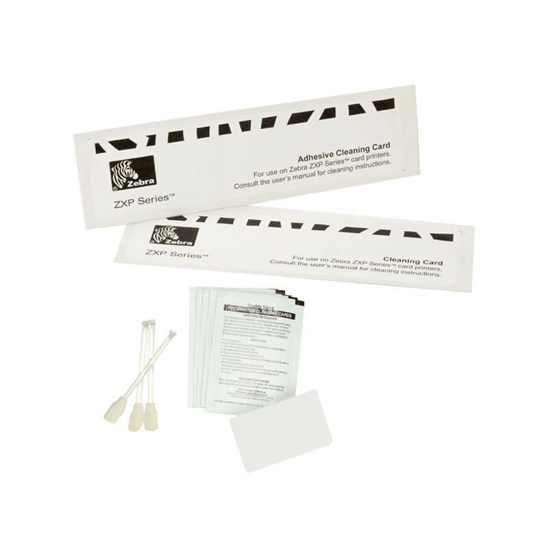 Zebra ZXP7 plasztik kártya nyomtató tiszítószer csomag (nyomtató és laminátor)