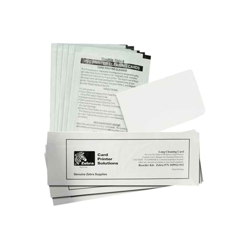 Zebra ZXP8, ZXP9 plasztik kártya nyomtató tiszítószer csomag (transzfer görgő)