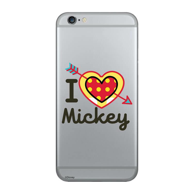 Huawei p30 mobiltelefon tok - I Love Mickey