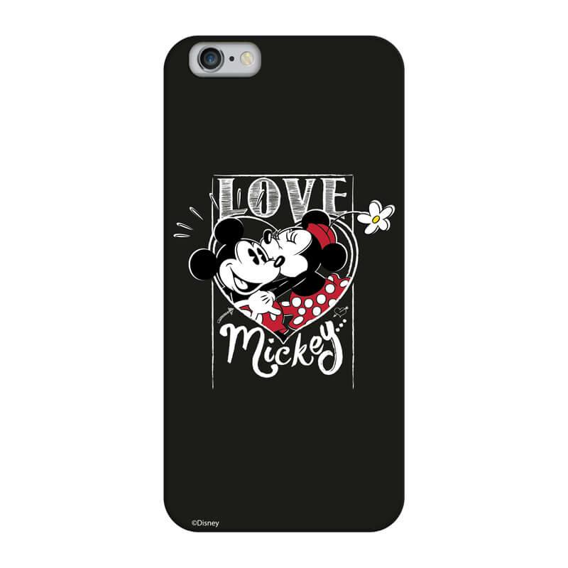 Huawei P40 Lite mobiltelefon tok - Love Mickey