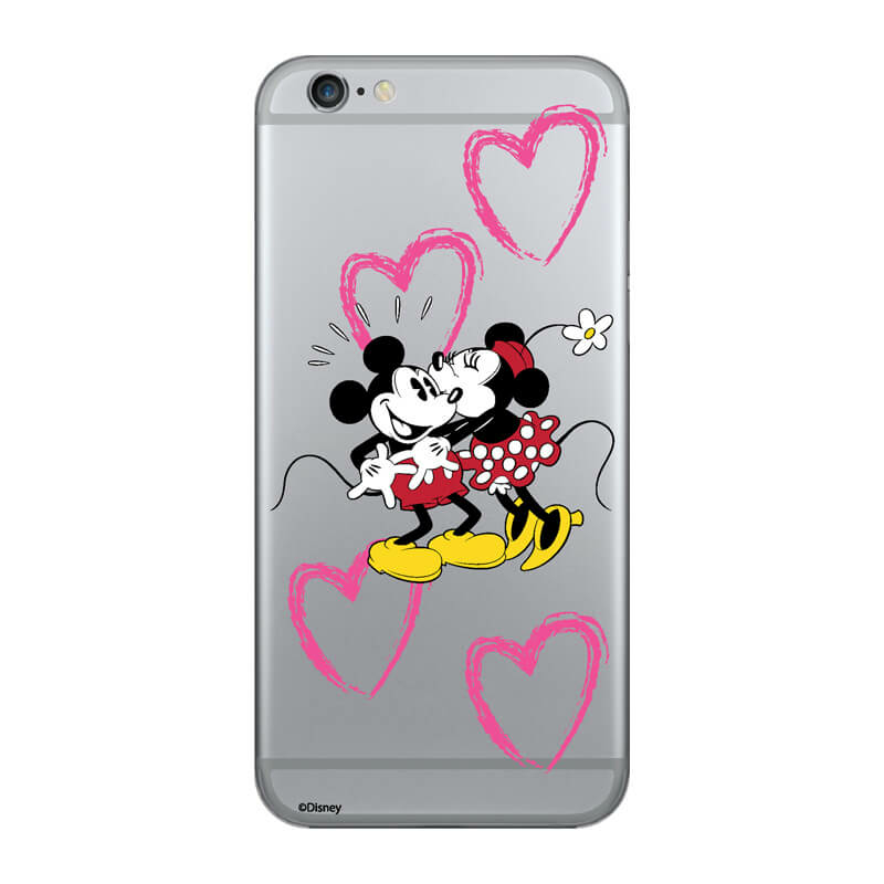Huawei P40 Lite mobiltelefon tok - Minnie & Mickey 2