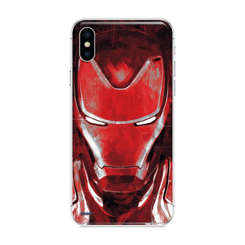 Huawei P40 Lite mobiltelefon tok - Iron Man