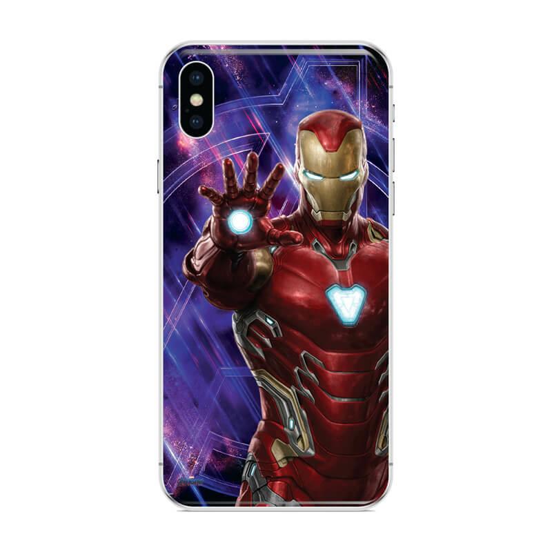 Huawei Mate 20 Pro mobiltelefon tok - Iron Man 3