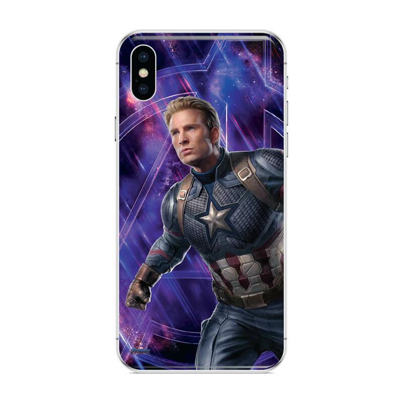 Huawei P Smart 2018 mobiltelefon tok - Amerika Kapitány 2