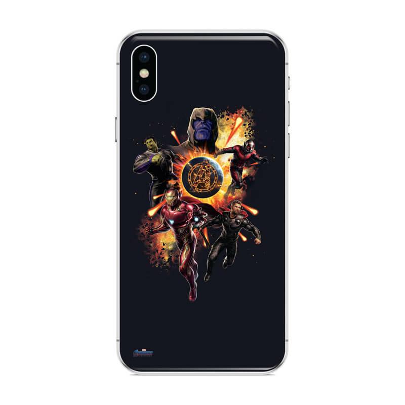 Huawei p20 pro mobiltelefon tok - Avengers