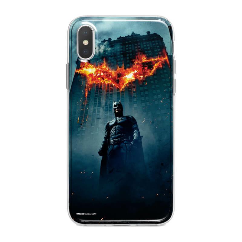 Huawei Mate 20 Lite mobiltelefon tok - Batman 01
