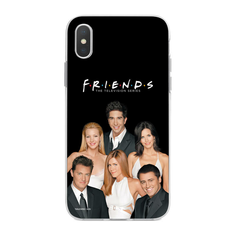 Huawei P40 Lite mobiltelefon tok - Friends 05