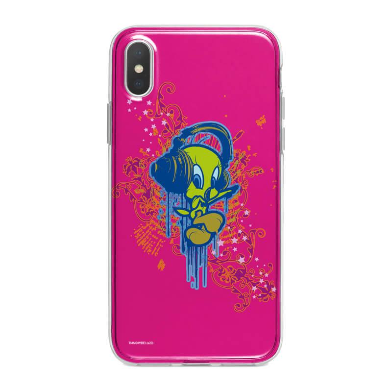 Huawei P Smart 2018 mobiltelefon tok - Looney Tunes 01
