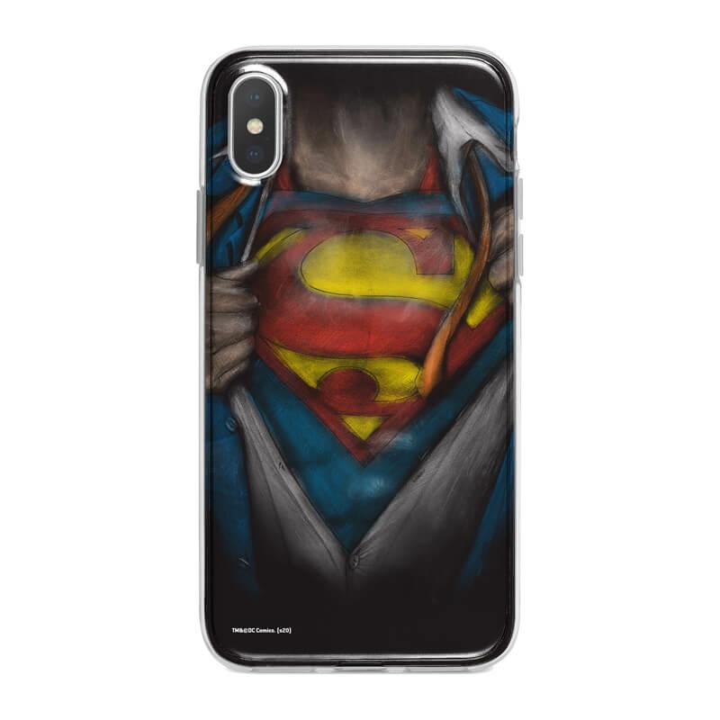 Huawei Mate 20 Pro mobiltelefon tok - Superman 01