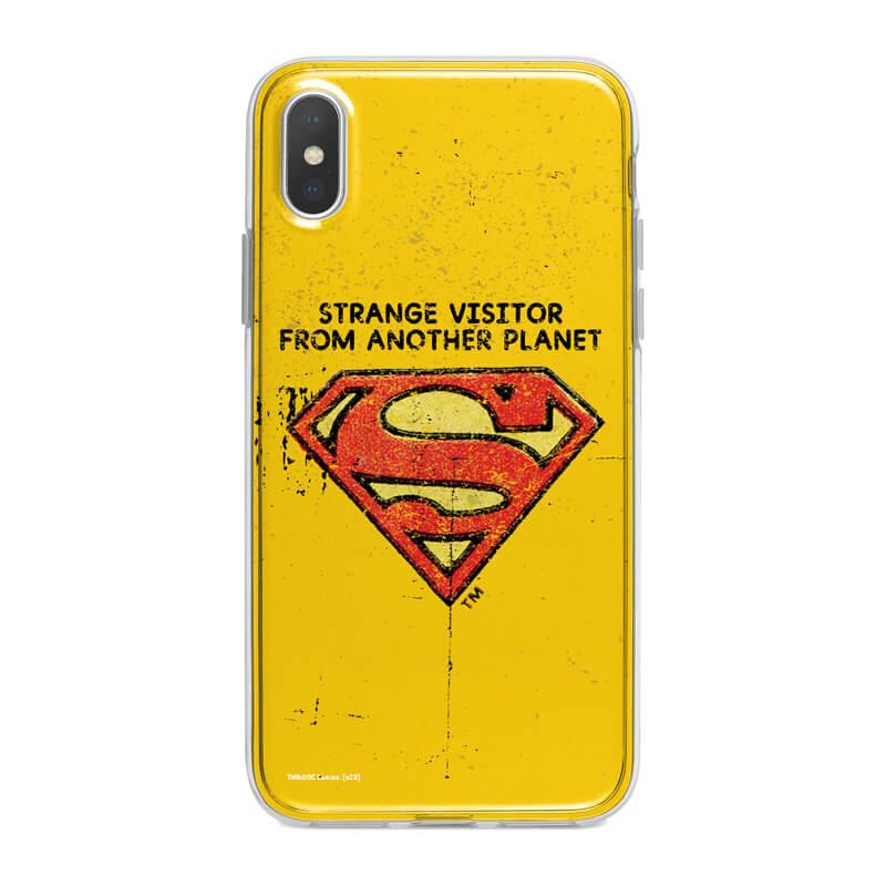 Huawei P Smart 2018 mobiltelefon tok - Superman 07