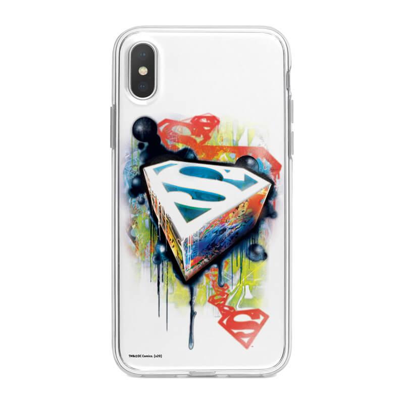 Huawei p30 mobiltelefon tok - Superman 08