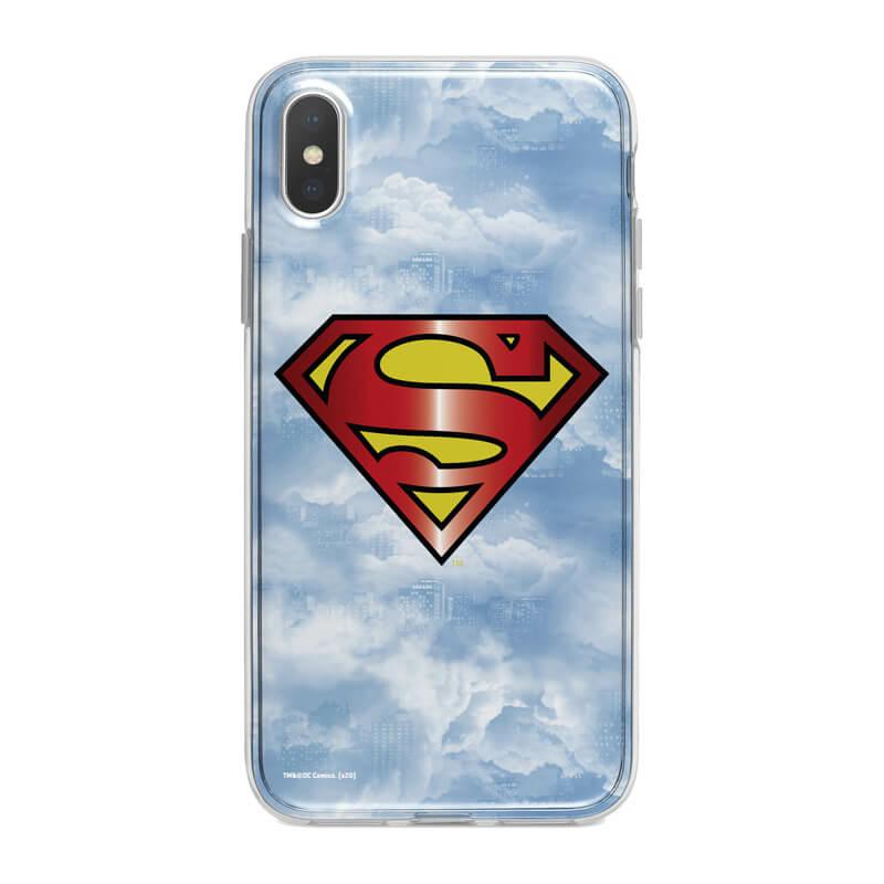 Huawei Mate 20 Lite mobiltelefon tok - Superman 09
