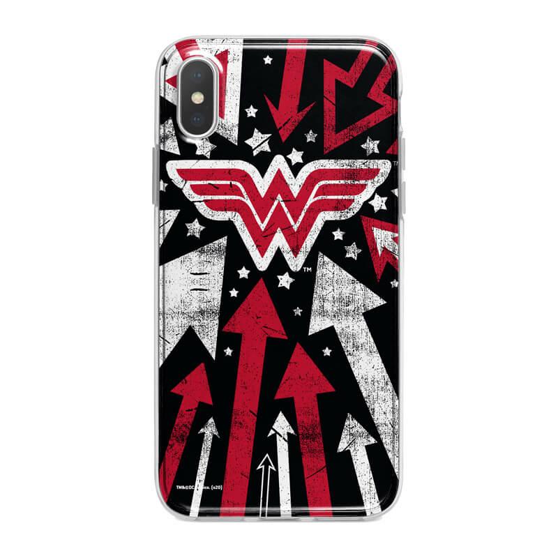 Huawei P Smart 2019 mobiltelefon tok - Wonder Woman 01