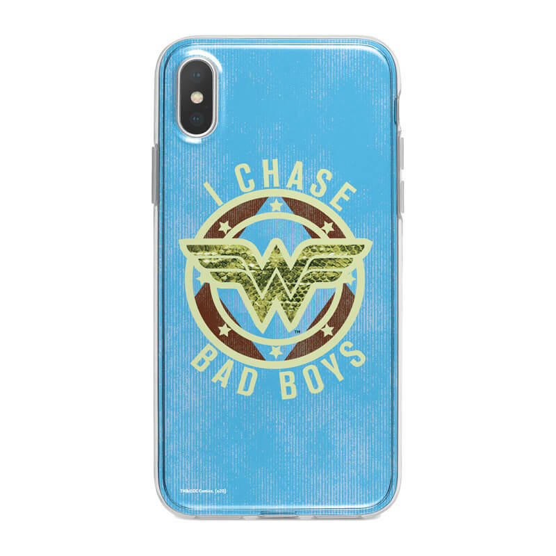 Huawei P Smart 2019 mobiltelefon tok - Wonder Woman 02