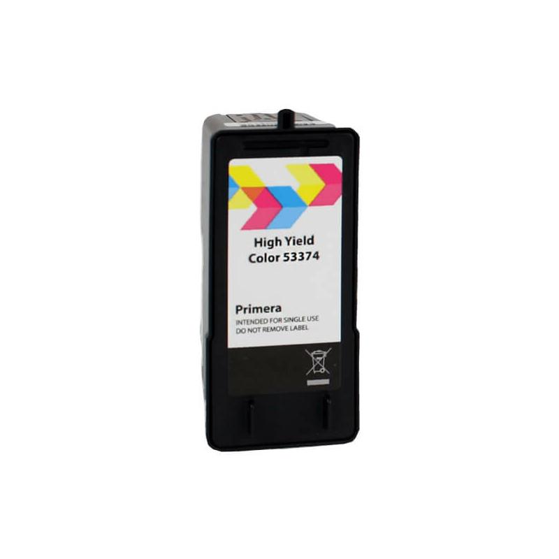 Primera 053374 színes tintapatron (CMY), Dye Based, LX500e, LX500ec