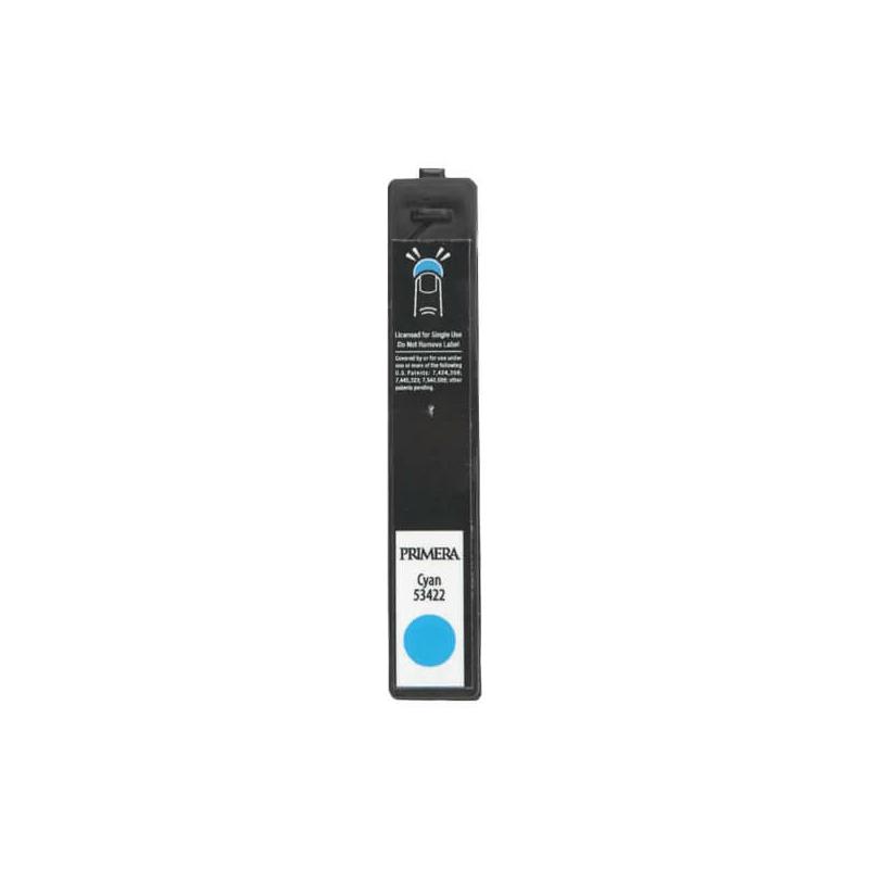 Primera 053422 cyan tintapatron, Dye Based, LX900e